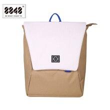 8848 Preppy Style Mens Backpacks Waterproof School Bag Large Capacity Laptop Bags Men Rucksack New Flip Mochila 126-048-003