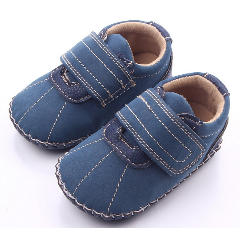Infant Toddler Shoes 0-1 years pu Baby Shoes First Walkers Antislip First Walkers For Baby Boy Girl Nubuck Baby baby s first baby animals