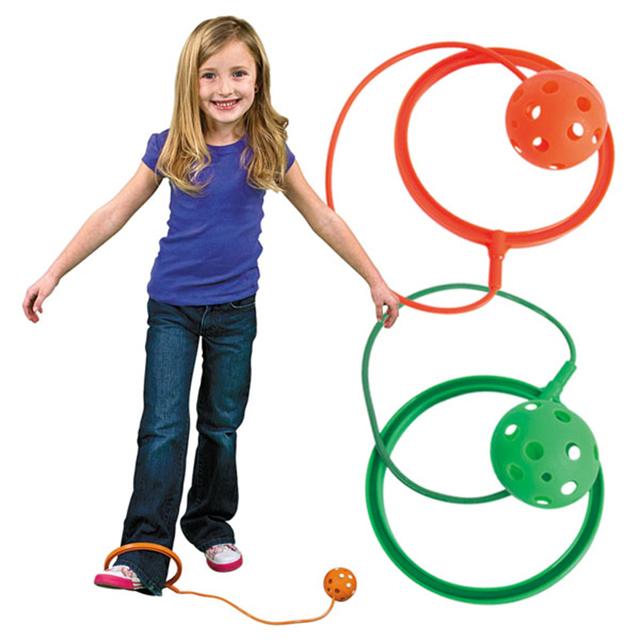 Enrolamento de Interdição Bola Bola criança Brinquedos de Fitness Bola Único Esporte Fora 2 peças/set