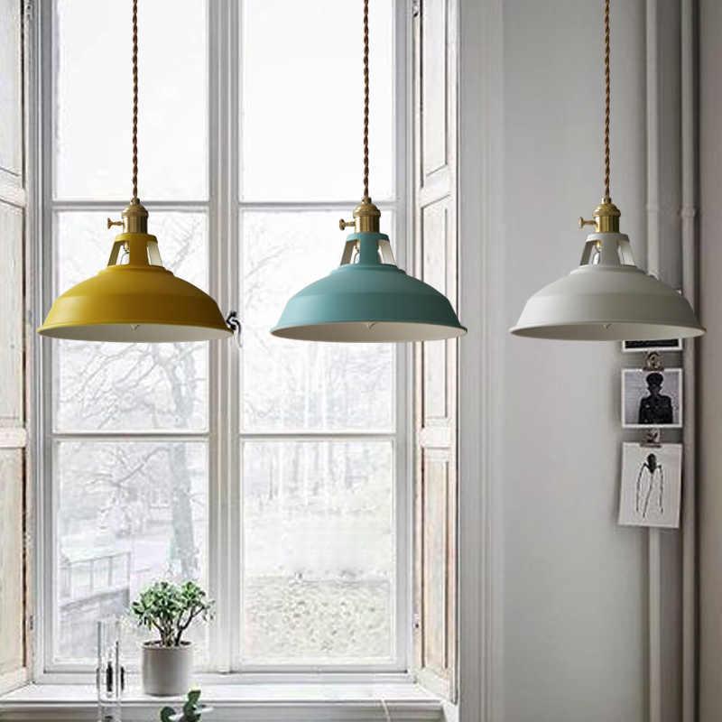 Pendant Lights Vintage Industrial Loft LED or Incandescent Pendant Lamp Dining Room Home Lighting Hanglamp Suspension Luminaire