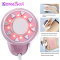Portable Ultrasonic Body Slimming Massage Machine Cavitation Fat Removal Photon Radio Frequency RF therapy for Body Weight Lose