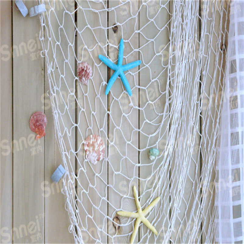 Popular fishing net decor buy cheap fishing net decor lots for Where can i find cheap home decor