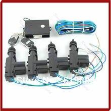 Coche de Control Remoto de Conversión de 4 Puertas Potencia Kit Con 2 de Entrada Sin Llave