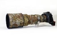 ROLANPRO Lens Camouflage Coat Rain Cover for Canon EF 300mm f/2.8 L USM Lens Protective Sleeve Guns Case DSLR Camera Cover