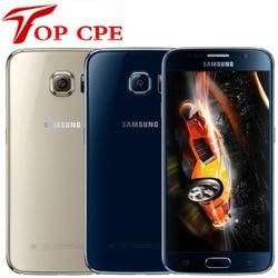 Samsung Galaxy S6 G920F S6 Edge G925F original Mobile Phone EU version Octa Core 3GB RAM 32GB ROM LTE 16MP Android 5.0 Unlocked