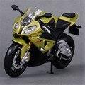 Maisto 1:12 Escala S1000RR Aleación Motocicletas de Juguete, Diecast Metal Motor Modelos de Figuras, Motor Modelo Brinquedos, Juguetes de los niños
