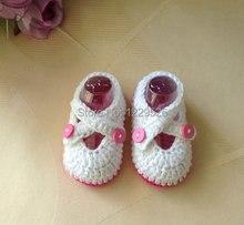 Crochet Baby Booties, Baby girl booties, Crochet Baby shoes
