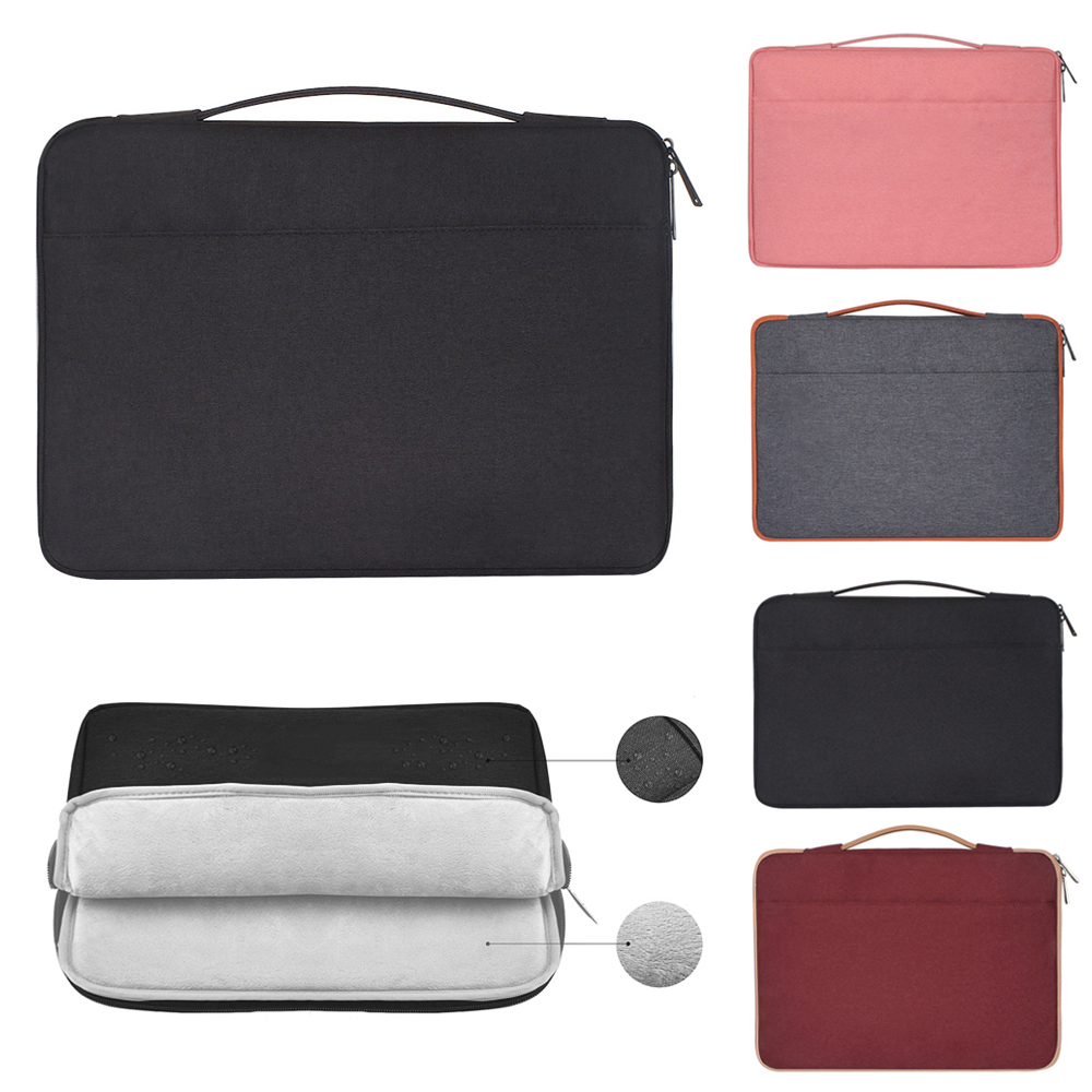 """14/"""" Protective Sleeve Bag Waterproof Laptop Case Cover Skin Pouch Notebook"""