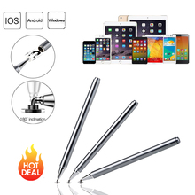 Touch pen For iPad stylus Tablet Universal pen HD touch condenser pencil for iPad Air Pro / 1/2/3/4 For Apple Mobile phone pen pen for apple pencil ipad 2017 universal capacitive pen touch screen point stylus pen pencil for new ipad 2018 mini 1 2 3 4 2017
