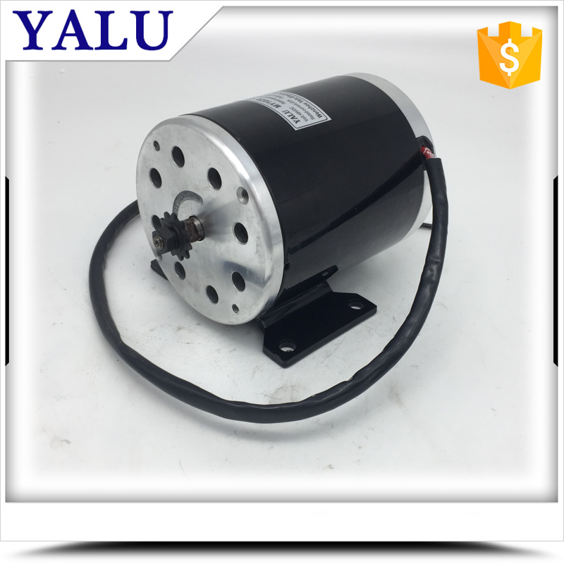 Small electric tricycle motor motor MY1020 800W 36V or 48V Permanent Magnet DC Motor High Speed Brush Electric Bicycle E-Scooter 650w 36 v gear motor brush motor electric tricycle dc gear brushed motor electric bicycle motor my1122zxf