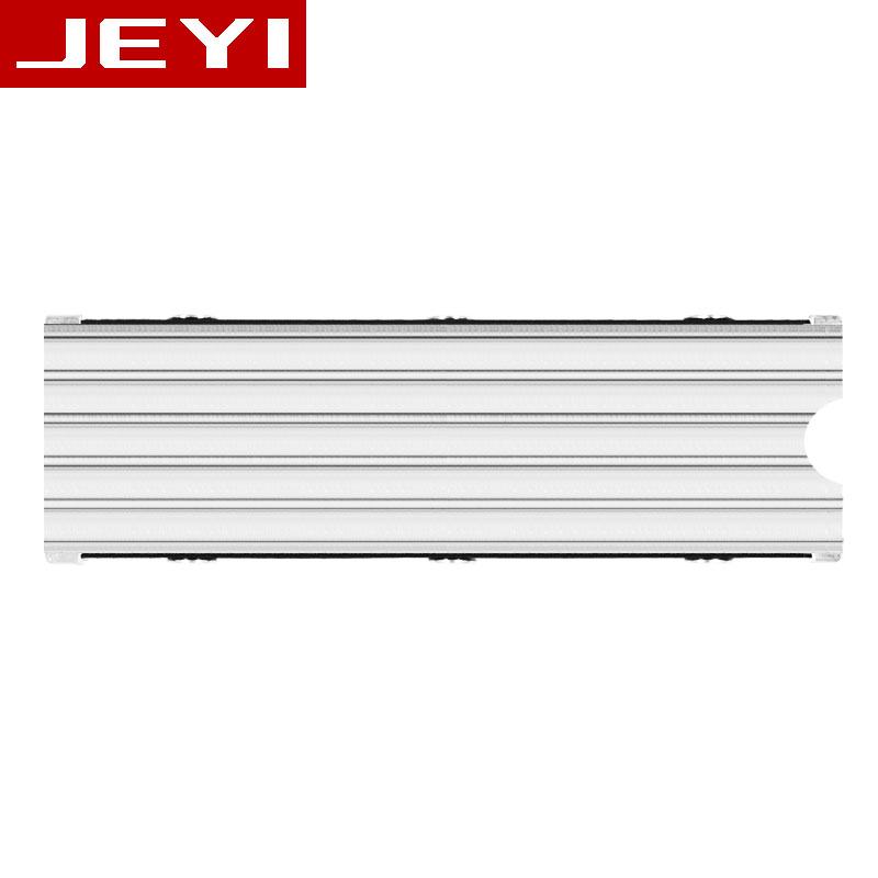 JEYI Cooling Warship Copper M.2 Heatsink NVME Heat sink NGFF M.2 2280 aluminum sheet Thermal conductivity silicon wafer cooling notebook graphics card thermal conductivity copper cooling copper 30 30 3 0mm pure copper computer heat fins 30x30x3 0 radiator