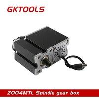 Free Shipping 144W Big Power Motor 1 2000 RPM Include 1 Metal Wheel Gear Box Dedicated