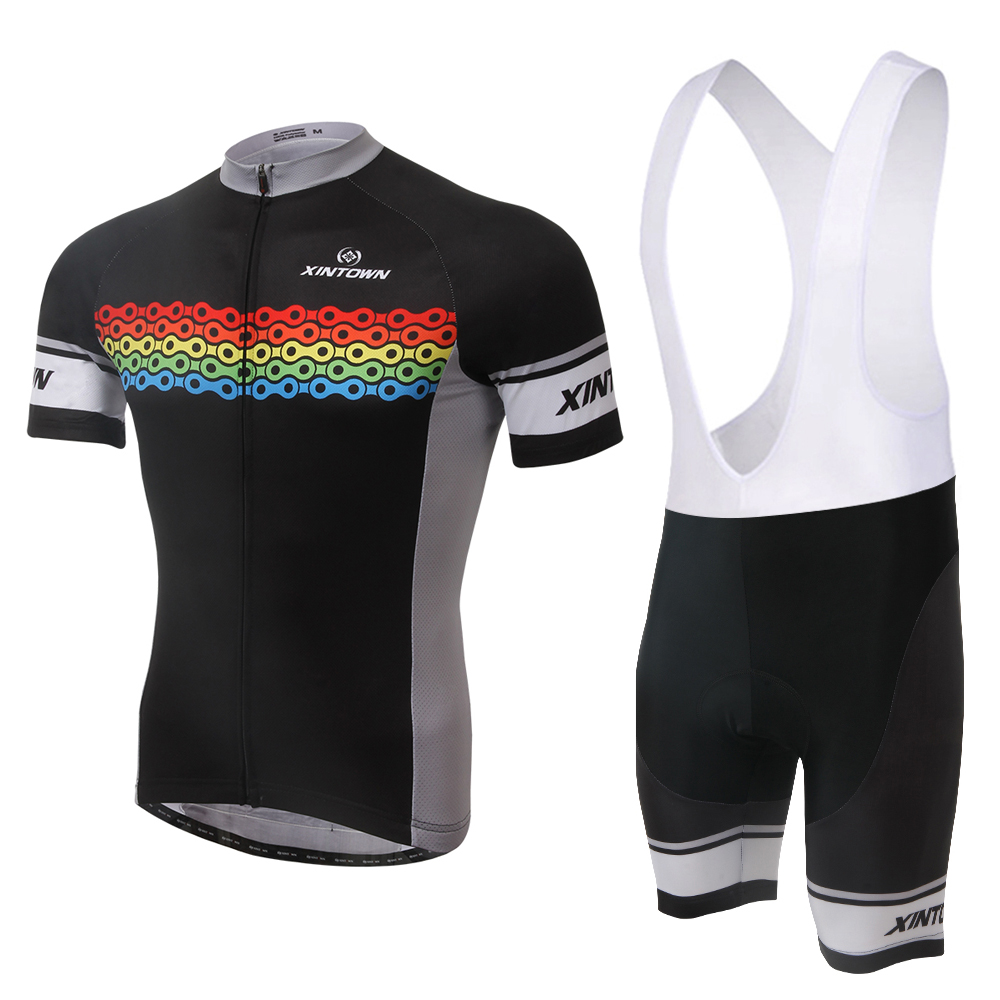Cycling Jersey +bib Shorts Set Bike Clothing Cycle Clothes Wear Ropa Ciclismo MTB Outdoor Downhill Short Sleeve Jersey Kit summer breathable bicycle bike mtb wear cycling short sleeve jersey jacket cloth clothing maillot ropa ciclismo shorts pant bib
