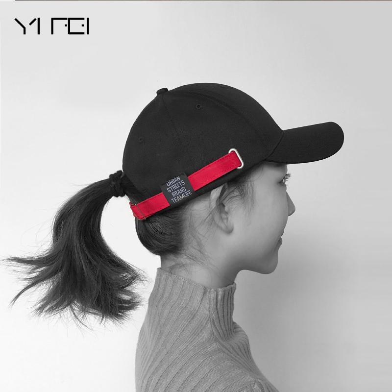 YIFEI   Baseball     cap   Snapback Hats Autumn Summer Hat for Men Women   Caps   Casquette Homme Letter Embroidery Gorras Outdoor   Cap