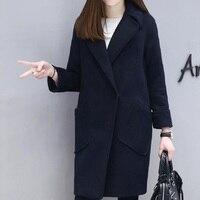 autumn/winter women's coats woolen jacket maternity outerwear pregancy jacket coats outerwear please size table before order