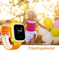 Kid SOS Smart Watch Wristwatch Call Location Finder Locator Device Tracker for Kid Safe Anti Lost Monitor Baby Gift