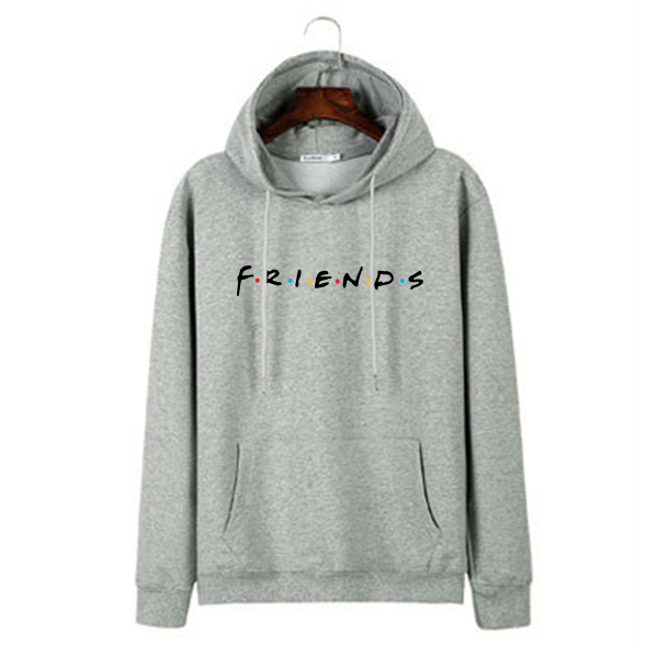 harajuku hoodies women kpop grey sweatshirt korean uzzlang couple lover bff friends tv hoody woman hoodie