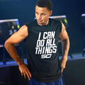The warriors Stephen Curry cartoon t shirt 73 winning streak design men's t-shirt jersey O neck short-sleeve Tees