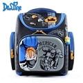 2016 ортопедические водостойкие детские школьные сумки для мальчиков начальных классов, детский рюкзак школьная сумка Мочила для детей 1-4 класса