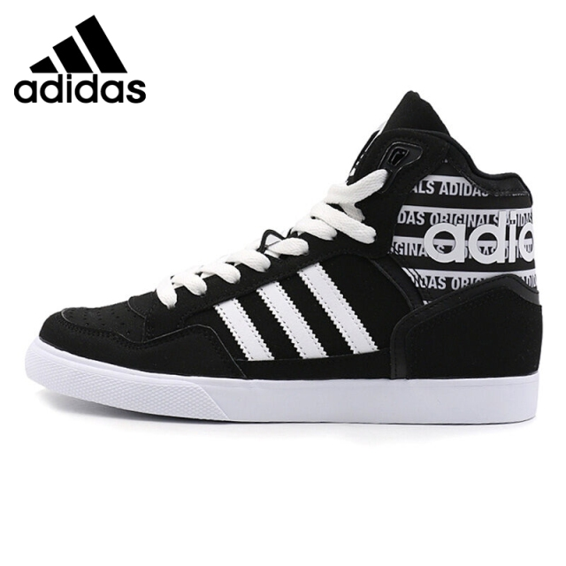 Original New Arrival 2017 Adidas Originals EXTABALL W Women's Skateboarding Shoes  Sneakers