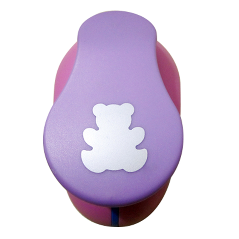 2.5cm Handmade Crafts and Scrapbooking Tool Paper Punch For Photo Gallery DIY Gift Card Punches Embossing device