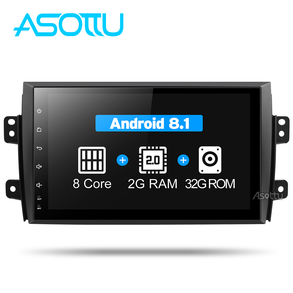 Asottu CTY9060 car dvd gps  for Suzuki SX4 3G wifi gps navigation car radio video audio player car stereo 2 din gps player