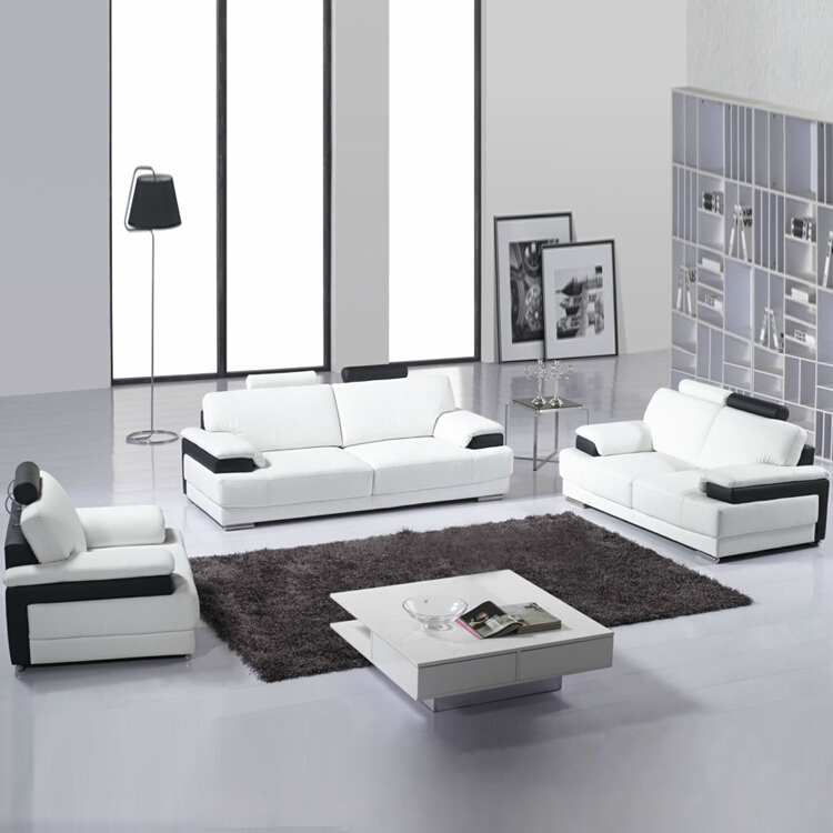 2015 nuevo desigh venta caliente casera usado sala sof de for Muebles sofas modernos