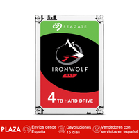 Seagate IronWolf ST4000VN008 3,5 4000 GB 5900 RPM ATA serie III 64 MB HDD