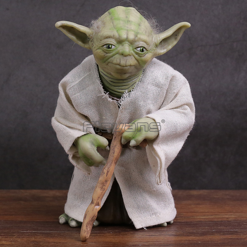 Star Wars Yoda PVC Action Figure Collectible Model Toy playarts kai star wars stormtrooper pvc action figure collectible model toy