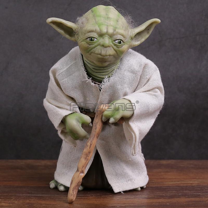 Star Wars Yoda PVC Action Figure Collectible Model Toy neca marvel legends venom pvc action figure collectible model toy 7 18cm kt3137