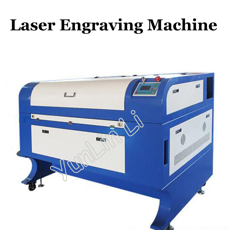 100 Вт/130 Вт/150 Вт лазерной гравировки лазерный Co2 из ЧПУ для лазерной резки JW 6090