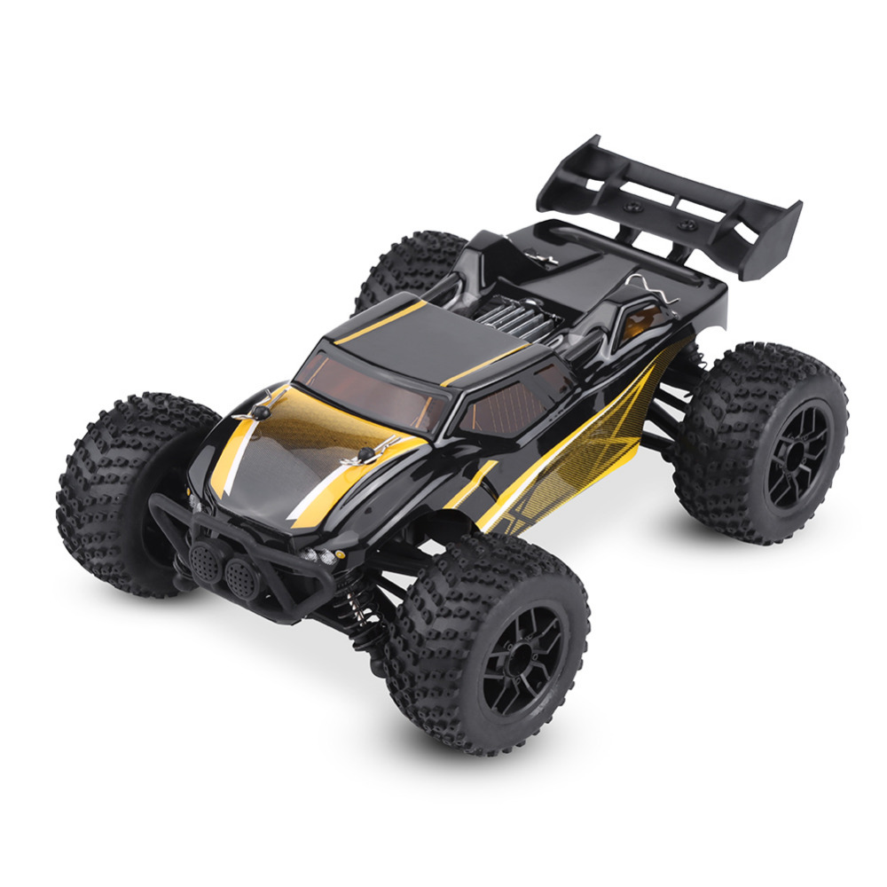 2.4GHz RC Cars Remote Control Brushed Racing Cross Country Car Vehicle Scale 1:24 3.7V RC Model Toy Best Gifts for Children 2018 f1 remote control cars remote control cars children s toy car gifts for children
