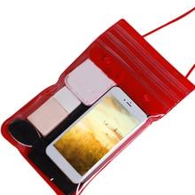 Хранение Косметики для телефона с ремнями водонепроницаемая сумка для сухого плавания Songkran Festival Dirtproof пляжная рафтинг Экологичные ключи