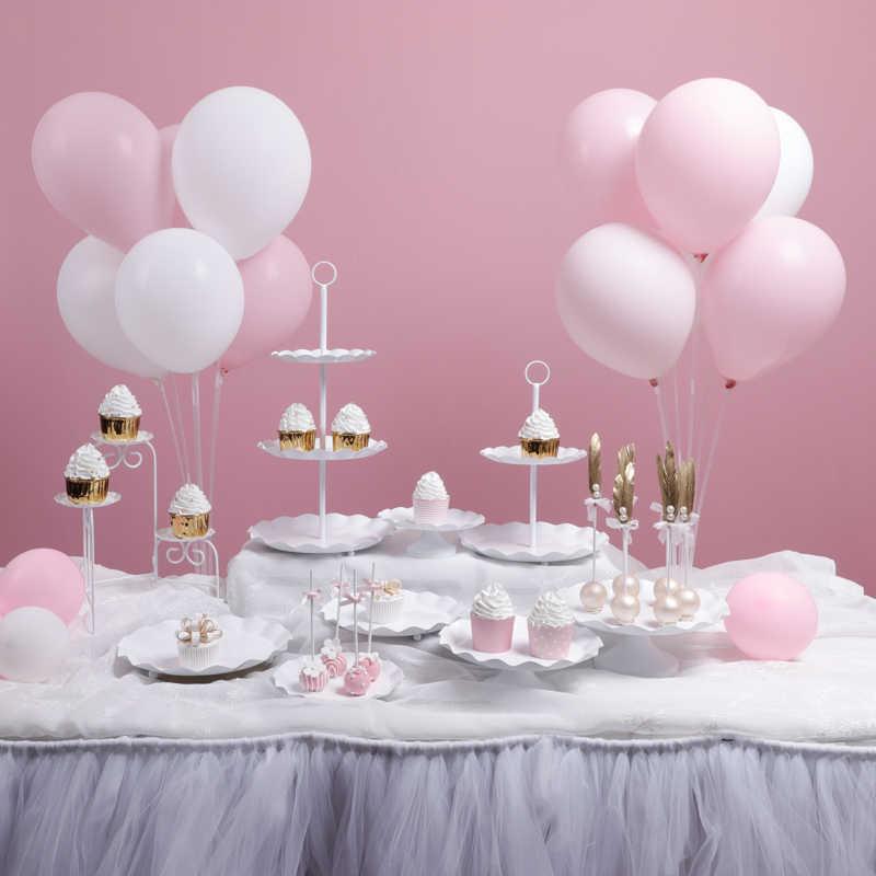 Sensational Pink Princess Kids Birthday Party Decoration Cupcake Cake Stands Funny Birthday Cards Online Inifodamsfinfo