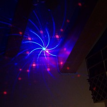 2017 UL CE Ovo de luz Laser Azul Vermelho Galaxy Series padrão de movimento Do Estágio do jardim brilhante Luz laser para a festa de Natal ao ar livre