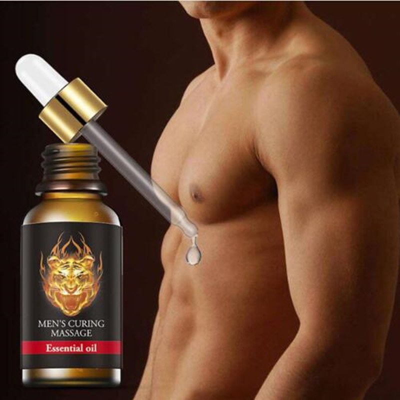 Higo Men Massage Compound Essential Oil Enlarge Massage Enlargement Oils Perfume with pheromones Long-lasting For Male