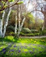 Anticrease моющиеся polyeaster Фея лесных грибов Фон фотографии для декорации фотографические фоны реквизит F 1060A