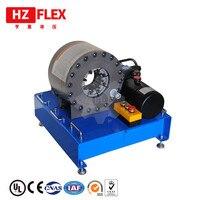 2019 HZFLEX HZ-24 hidrolik hortum sıkma makinesi