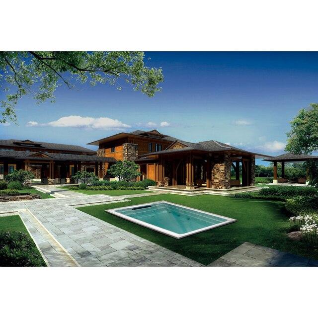 Aliexpress.com : Buy Resort courtyard swimming pool Hydraulic ...