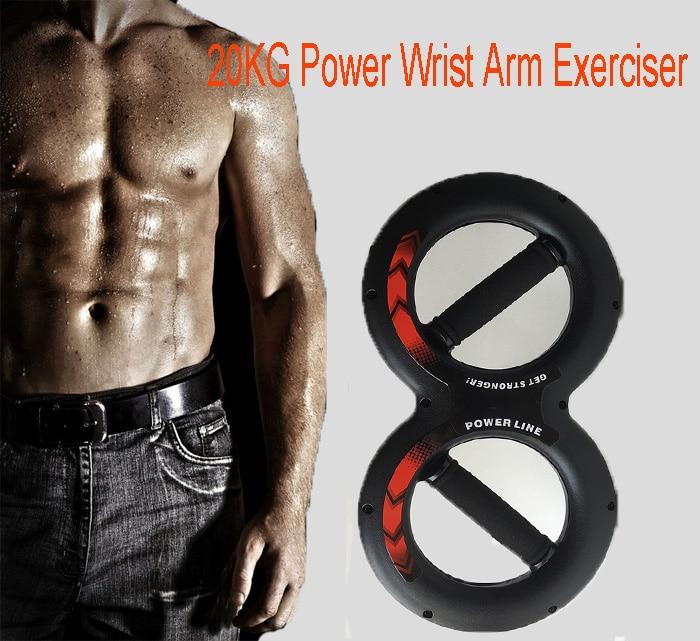 Kuangmi Fitness Forearm Shape Power Grip Strengthener Wrist Hand Exercise Device