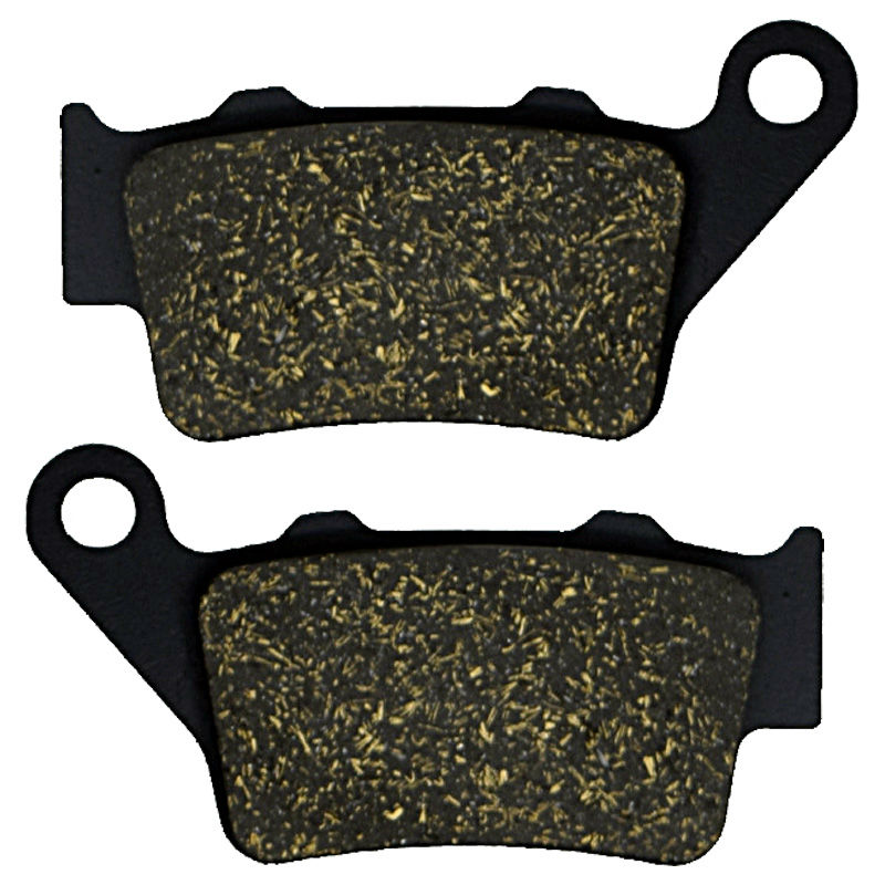For YAMAHA X-MAX 250 Momo Design 15 XT 660 X Supermoto 04-16 MT-03 (<font><b>660CC</b></font>) 06-12 ATK All Models 97-03 Motorcycle Brake Pads Rear image