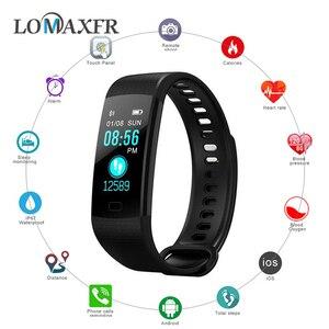 Y5 Smart Fitness Bracelet Watc