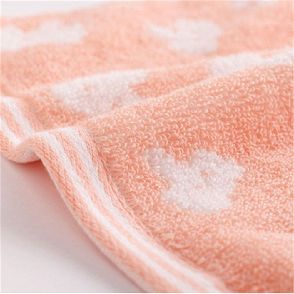 Cute Baby Elephant Child Towel 4