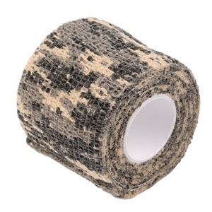 Image 3 - New 1 Roll Men Army Adhesive Camouflage Tape Stealth Wrap Outdoor Hunting New HOT