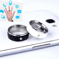Intelligent NFC Smart Finger Ring waterproof/dust-proof For Sony LG Samsung HTC Android Mobile Phone Wear Magic