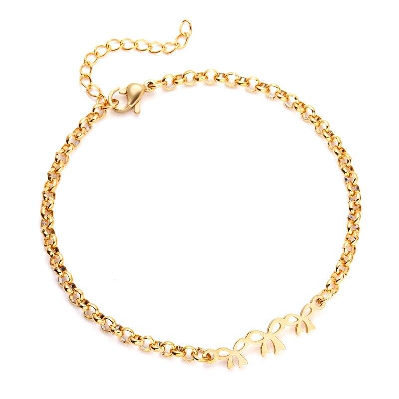 New Stainless Steel Animal Owl Elephant Bracelets Snowflake Women Adjustable Bracelets Bangle Valentine's Day Gift 4