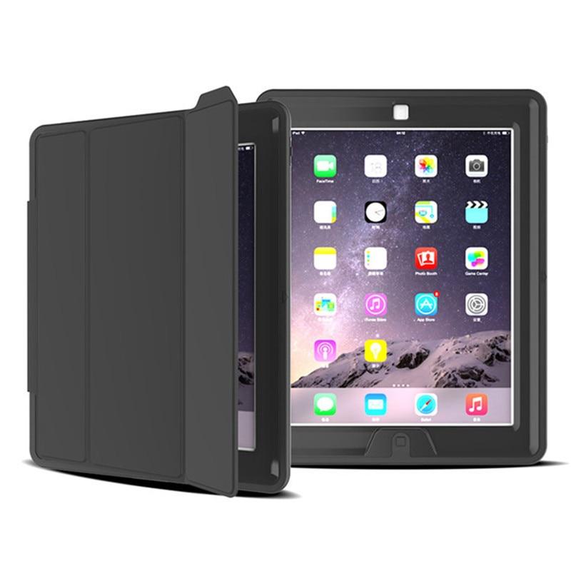 Fodral för Apple iPad 4 Kids Safe Shockproof TPU Stativskydd för - Surfplatta tillbehör - Foto 5