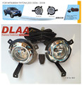 Car fog lamps, light source, safety DLAA fog lamps, suitable for MITSUBISHI TRITON L200 / 2006-2008  /9006 / 12 V 51 w