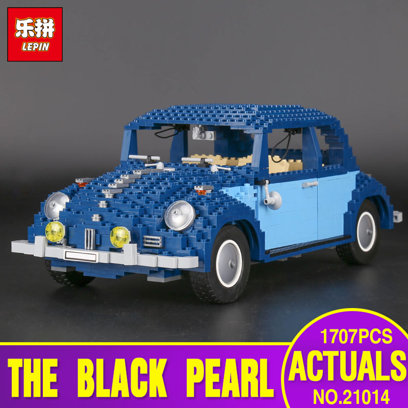 Lepin 21014 Technic Classic Series The Ultimate Beetle Set children Educational Building Blocks Bricks Toys Model legoing 10187 lepin 20030 technic ultimate series the off roader set children educational building blocks bricks toys model gifts legoing 8297