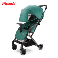 Baby stroller light weight portable pram S350 travel lightweight infants stroller for boy and girl easy fold and carry